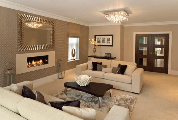 Créer une décoration intérieure moderne, simple et chic à la fois ...
